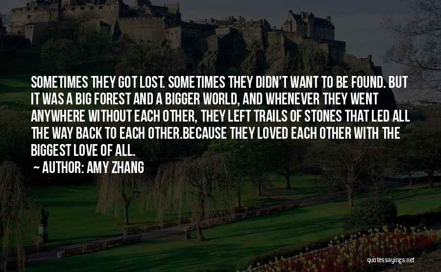 Amy Zhang Quotes 1788535