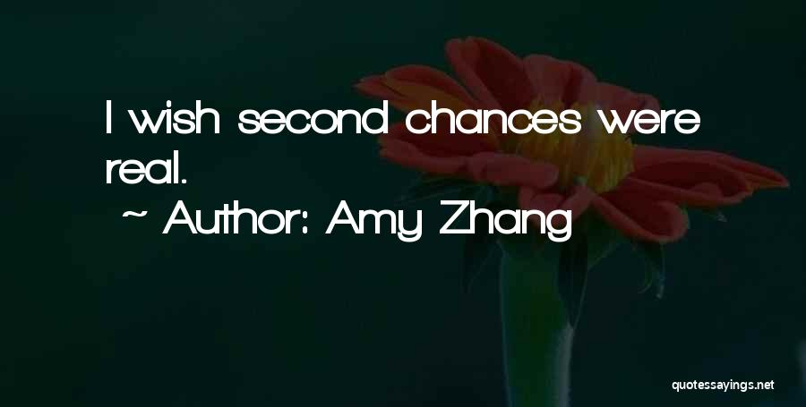 Amy Zhang Quotes 1991635