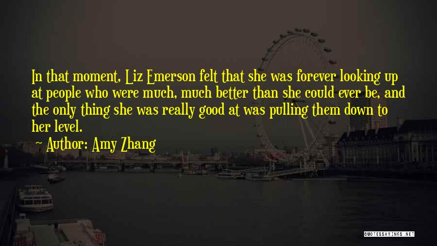 Amy Zhang Quotes 2094498