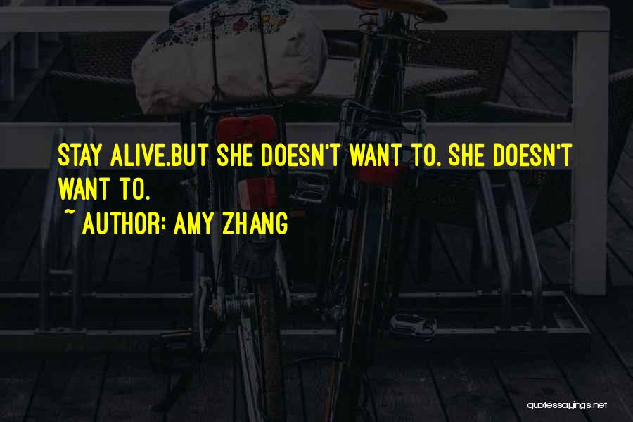 Amy Zhang Quotes 2133652