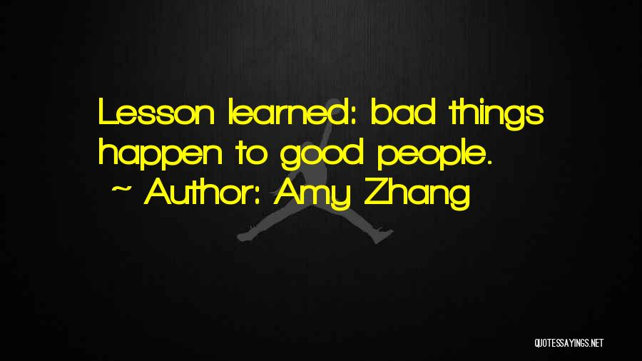 Amy Zhang Quotes 2167560