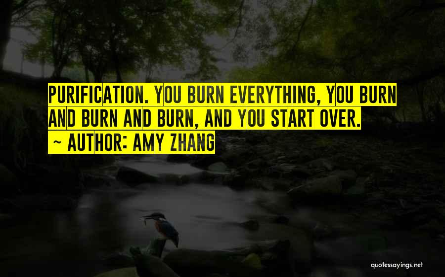 Amy Zhang Quotes 2223588