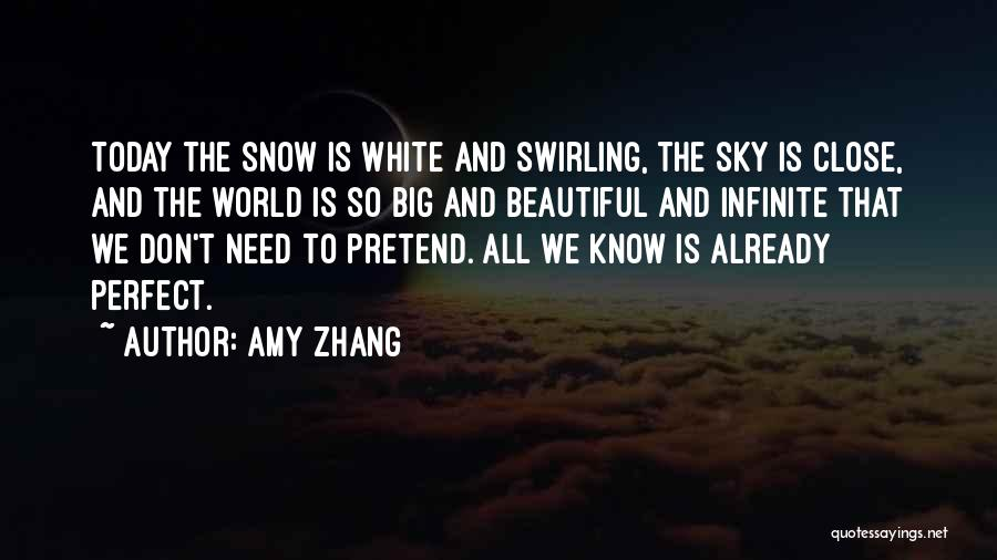 Amy Zhang Quotes 387779