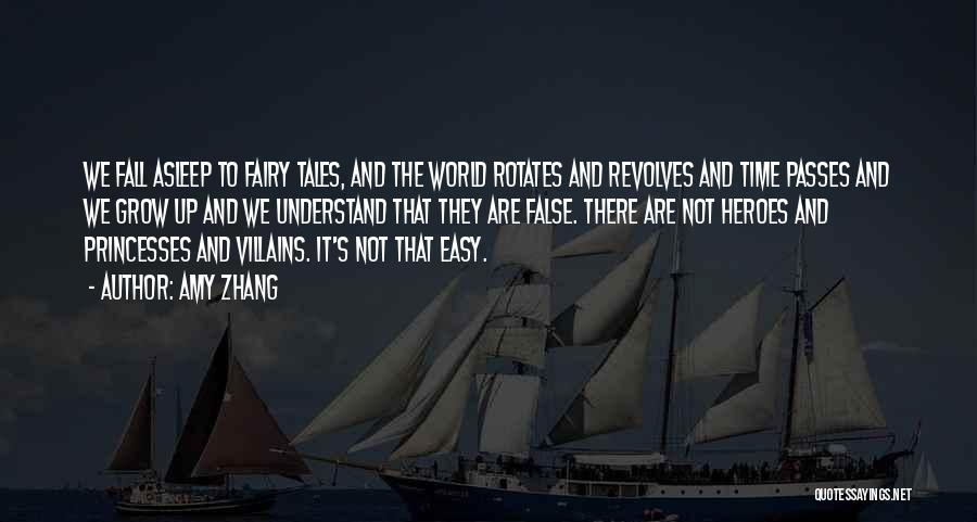 Amy Zhang Quotes 440243
