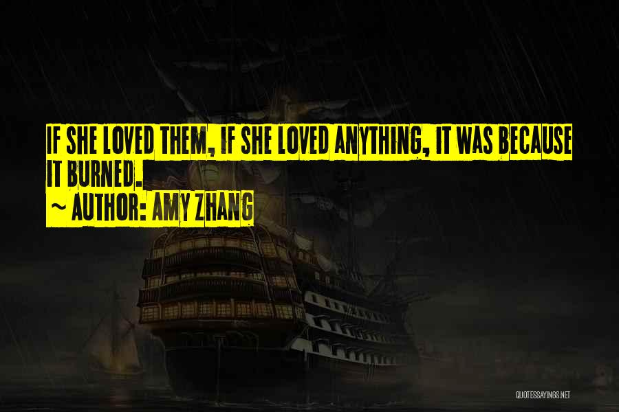 Amy Zhang Quotes 605922