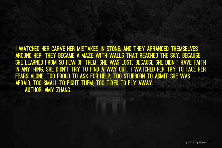 Amy Zhang Quotes 614266