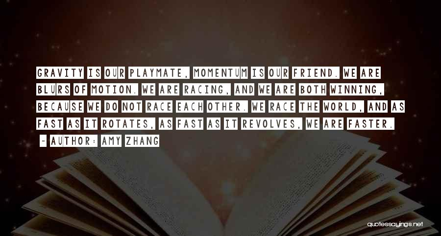 Amy Zhang Quotes 858953