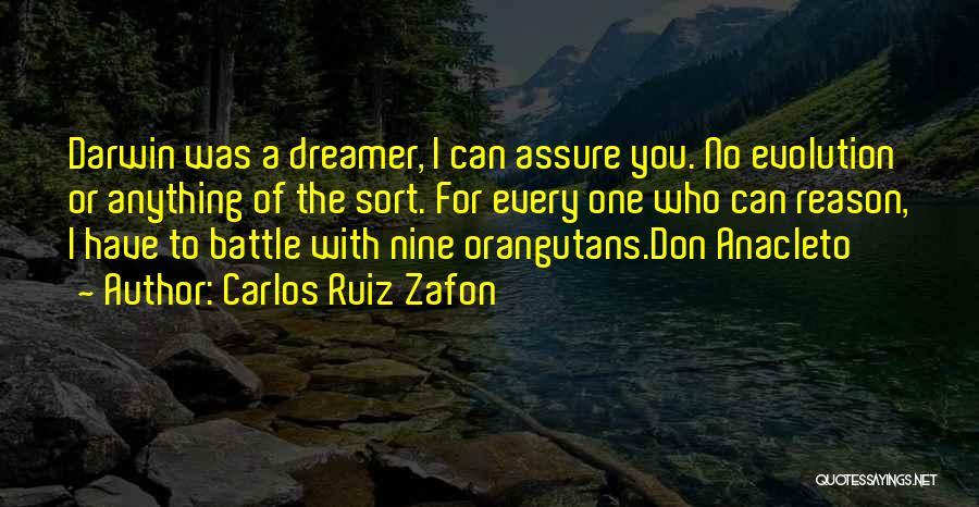 Anacleto Quotes By Carlos Ruiz Zafon