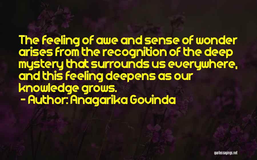 Anagarika Govinda Quotes 1271471