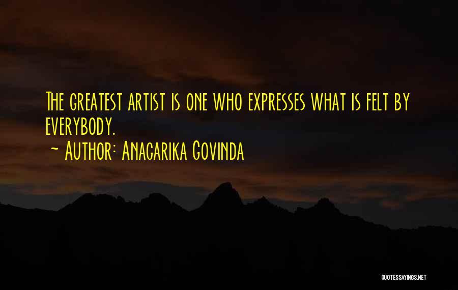 Anagarika Govinda Quotes 132223