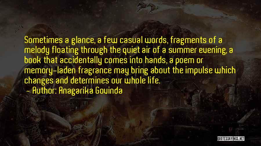 Anagarika Govinda Quotes 181599