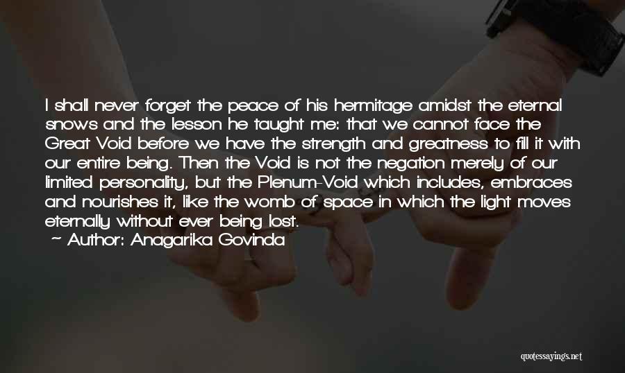 Anagarika Govinda Quotes 264098