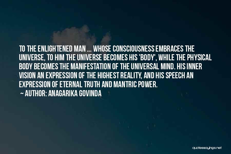 Anagarika Govinda Quotes 719592
