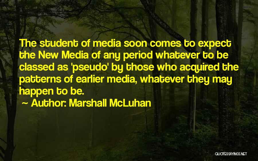 Analogue Vs Digital Quotes By Marshall McLuhan