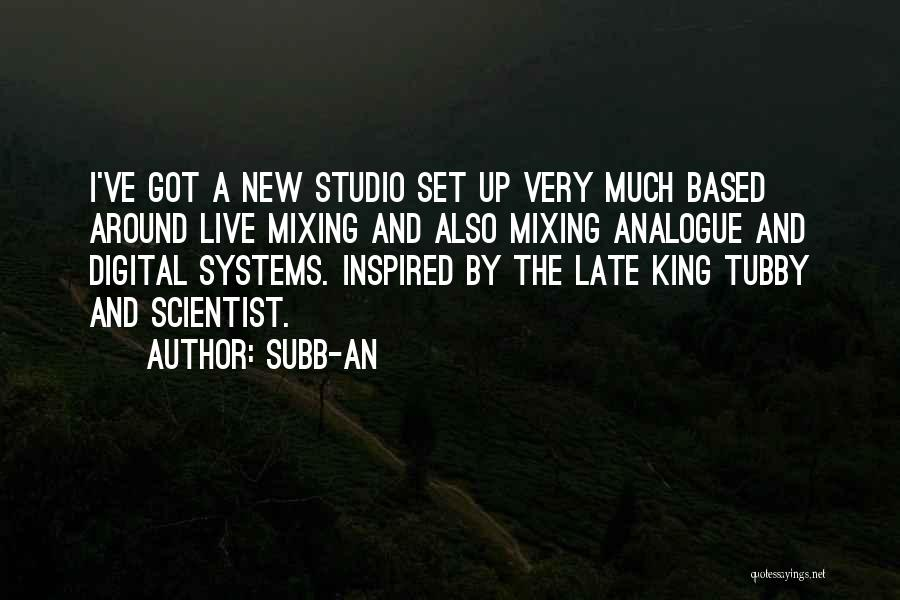 Analogue Vs Digital Quotes By Subb-an