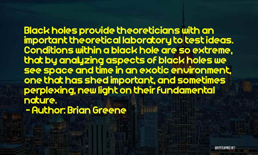 Analyzing Things Quotes By Brian Greene