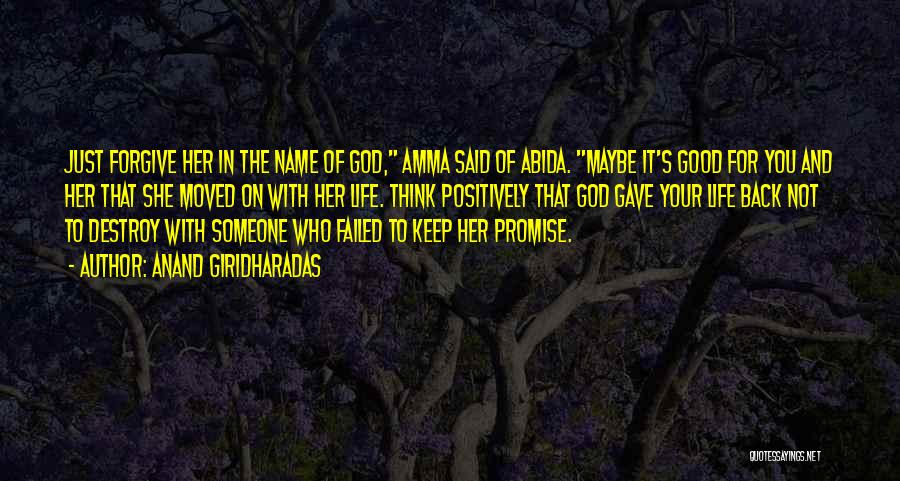 Anand Giridharadas Quotes 1971733
