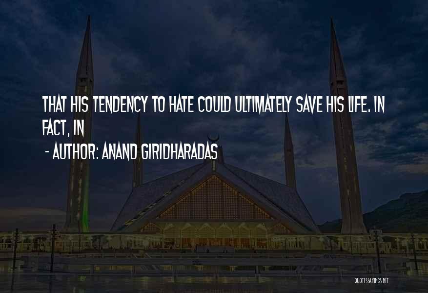 Anand Giridharadas Quotes 704572