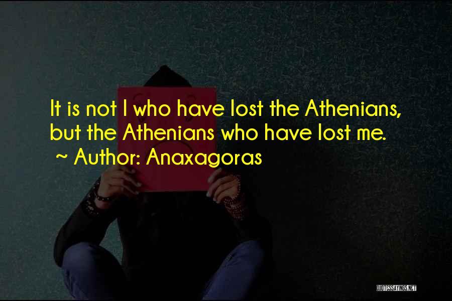 Anaxagoras Quotes 1160859