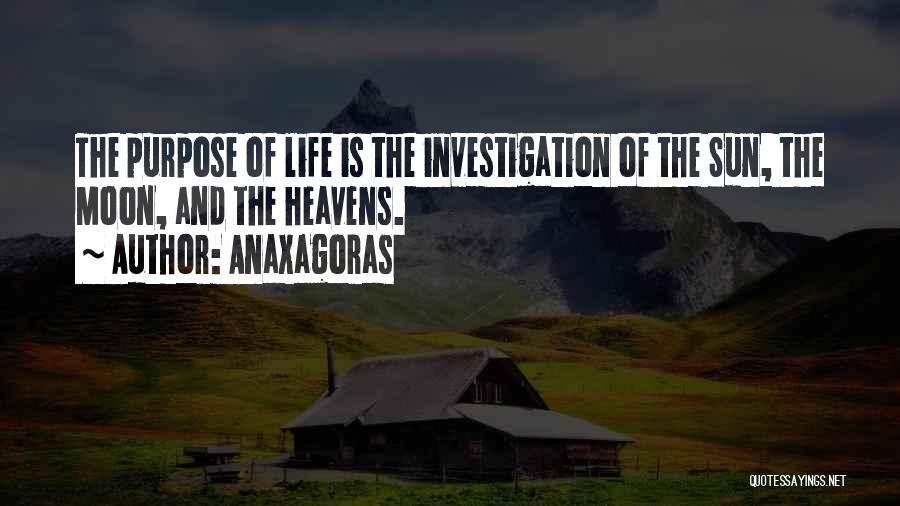 Anaxagoras Quotes 1245472