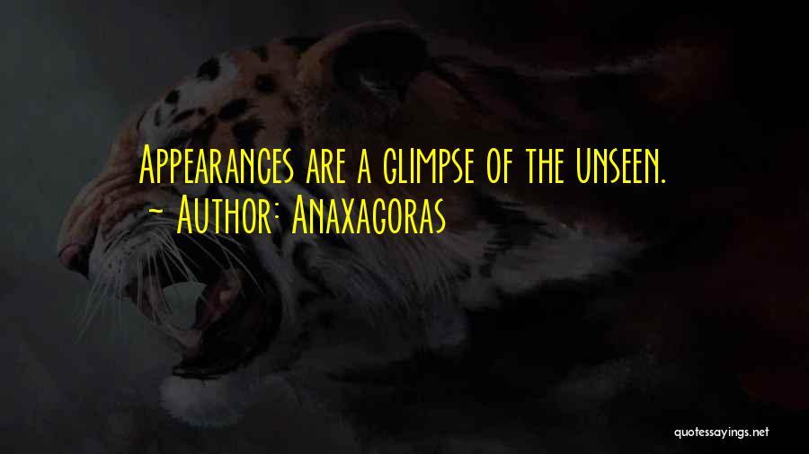 Anaxagoras Quotes 1272905