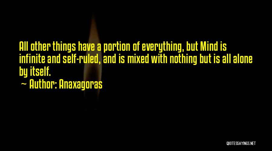 Anaxagoras Quotes 1984263