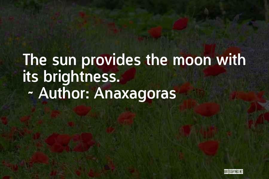 Anaxagoras Quotes 882584