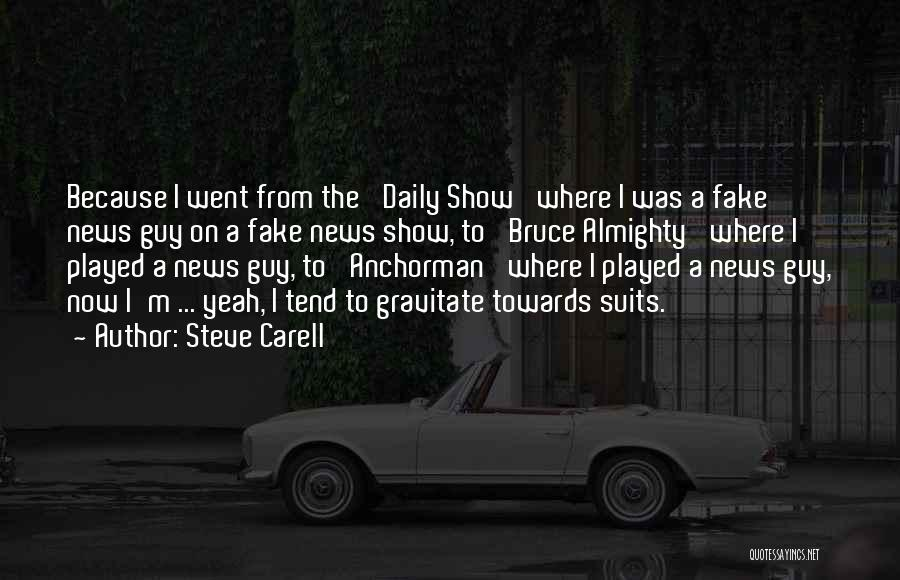 Anchorman Quotes By Steve Carell