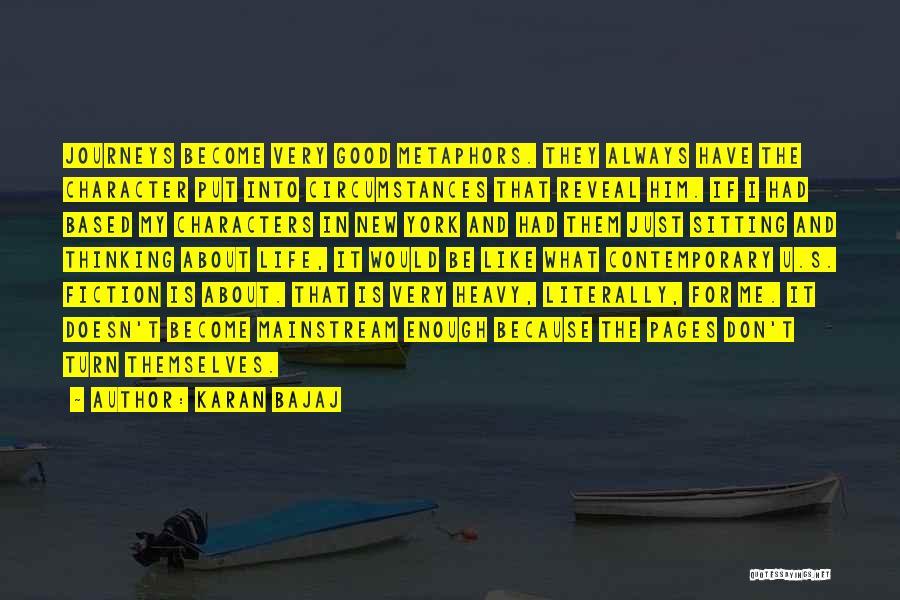 And That Life Quotes By Karan Bajaj