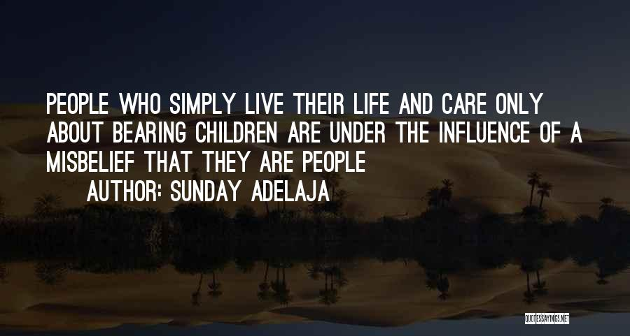 And That Life Quotes By Sunday Adelaja