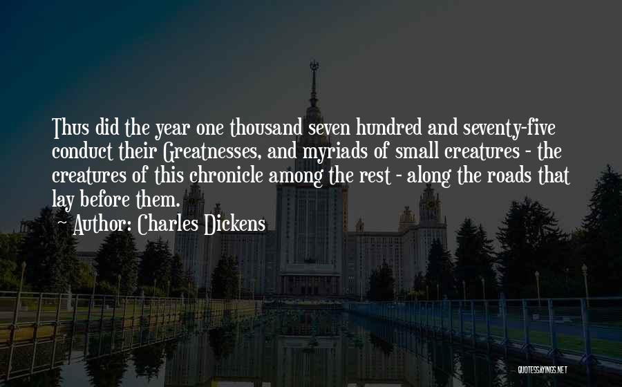 And Then Someone Comes Along Quotes By Charles Dickens