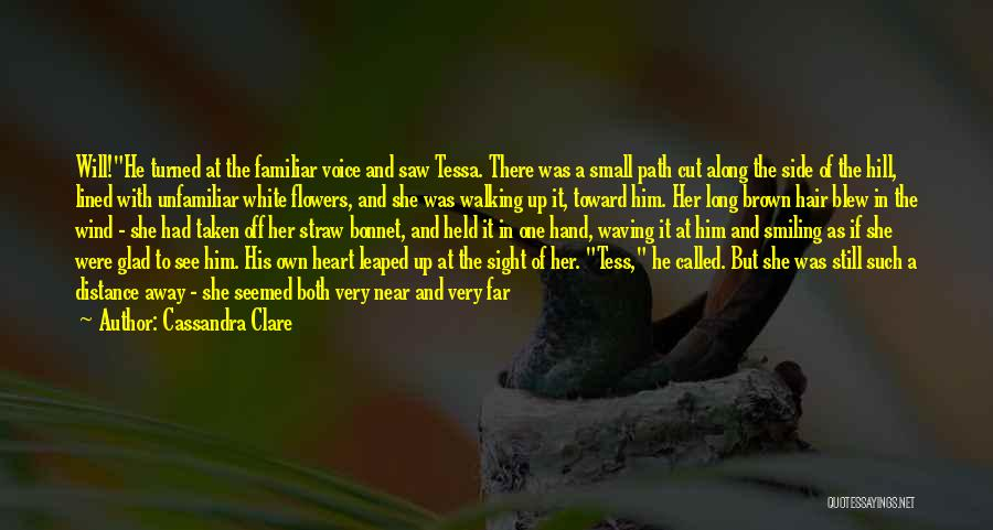 And There She Stood Quotes By Cassandra Clare