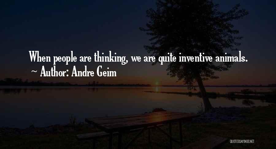 Andre Geim Quotes 1057556