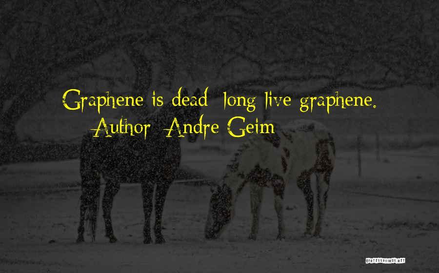 Andre Geim Quotes 1740503