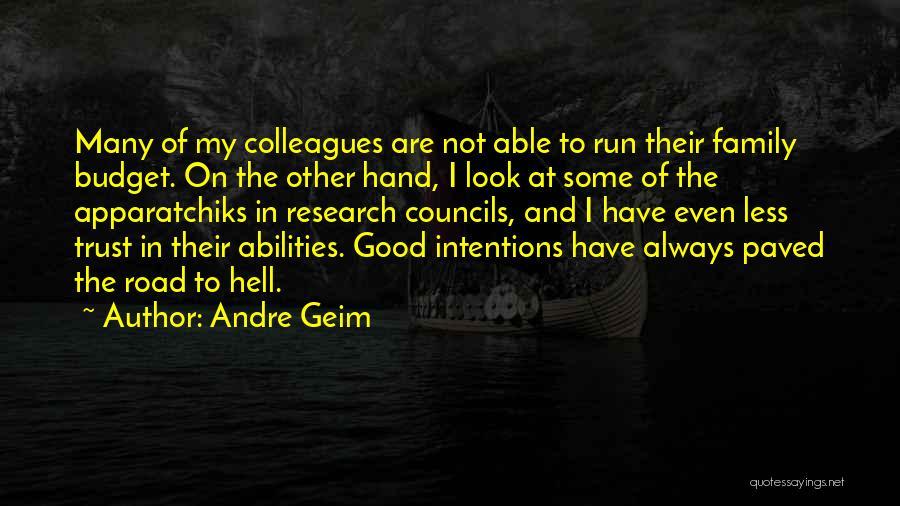 Andre Geim Quotes 1792471