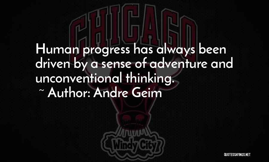 Andre Geim Quotes 558132