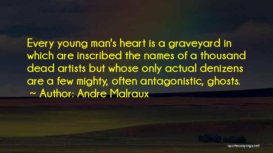 Andre Malraux Quotes 1827333