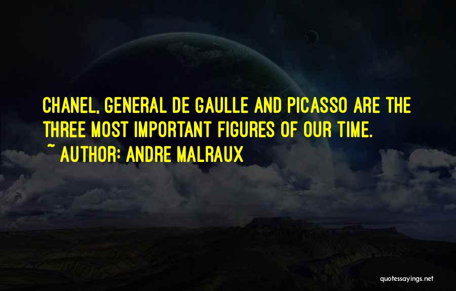 Andre Malraux Quotes 1841403
