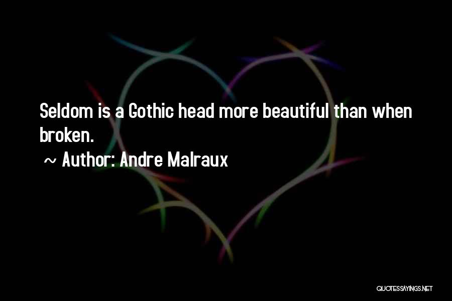 Andre Malraux Quotes 1844982