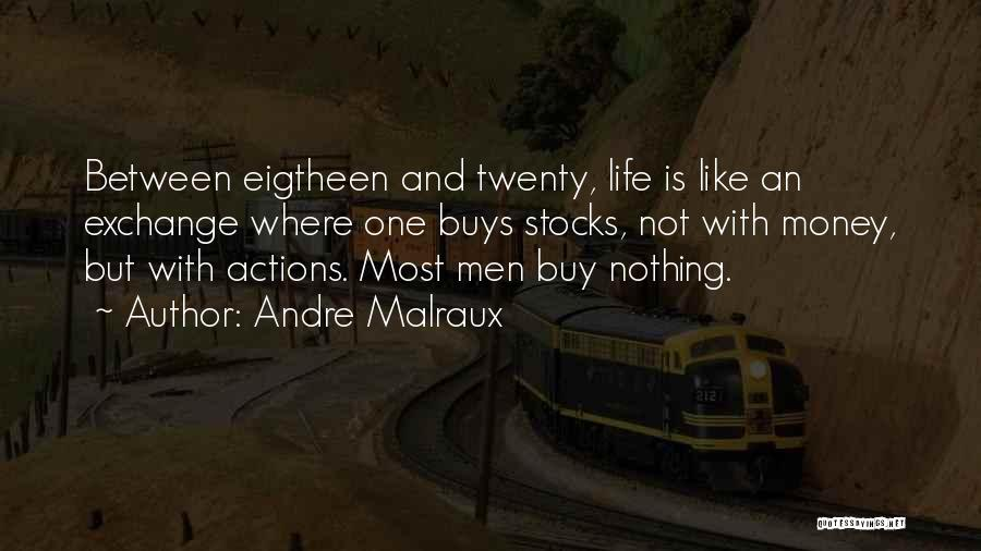 Andre Malraux Quotes 1915596