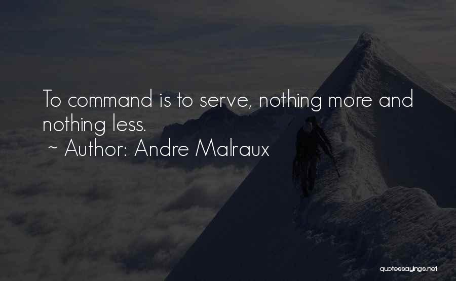 Andre Malraux Quotes 2083700