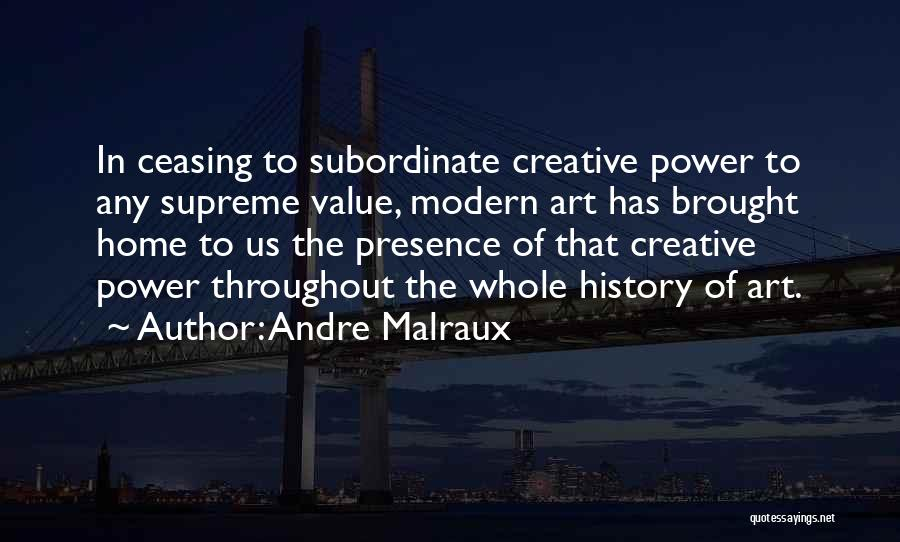 Andre Malraux Quotes 2097840