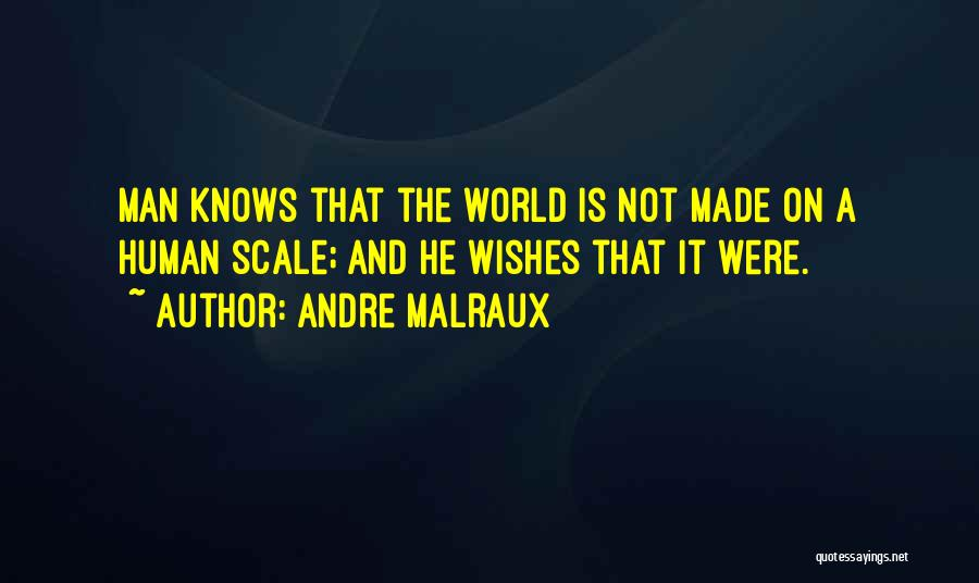 Andre Malraux Quotes 329309