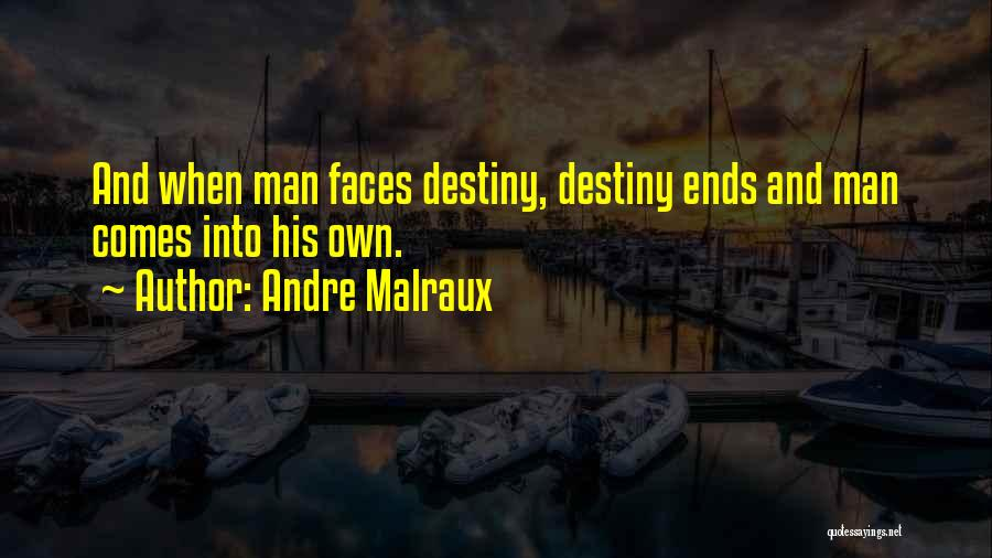 Andre Malraux Quotes 383967