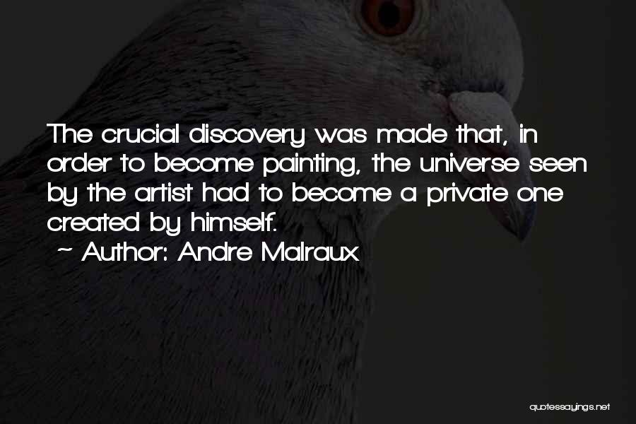 Andre Malraux Quotes 685866