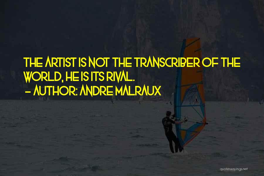 Andre Malraux Quotes 740743