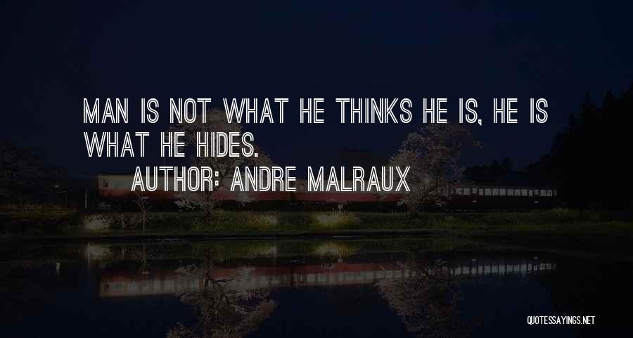 Andre Malraux Quotes 744174
