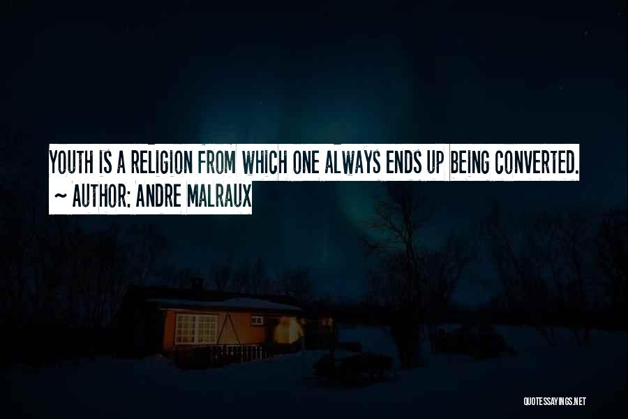 Andre Malraux Quotes 848410