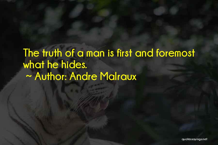 Andre Malraux Quotes 962557
