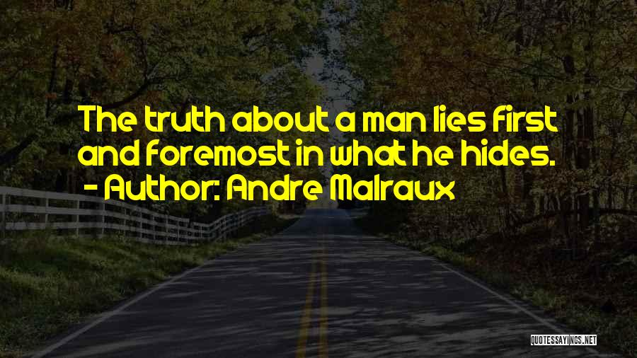 Andre Malraux Quotes 978391
